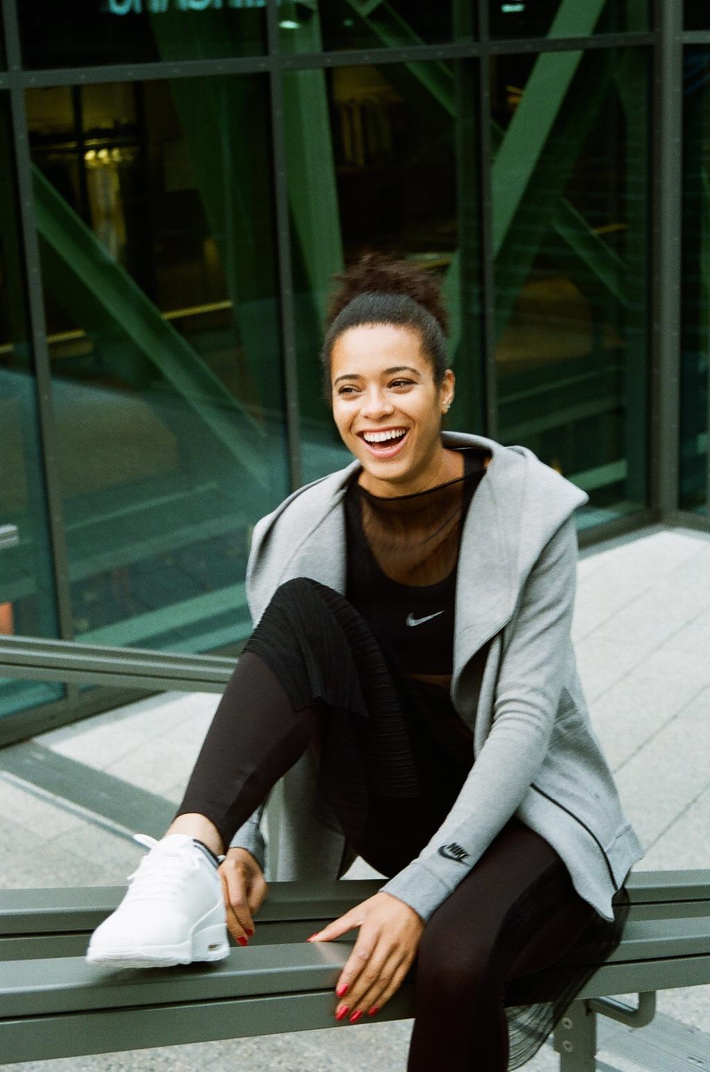 Meet Sports Crack Marie Laurence Jungfleisch Indie Magazine