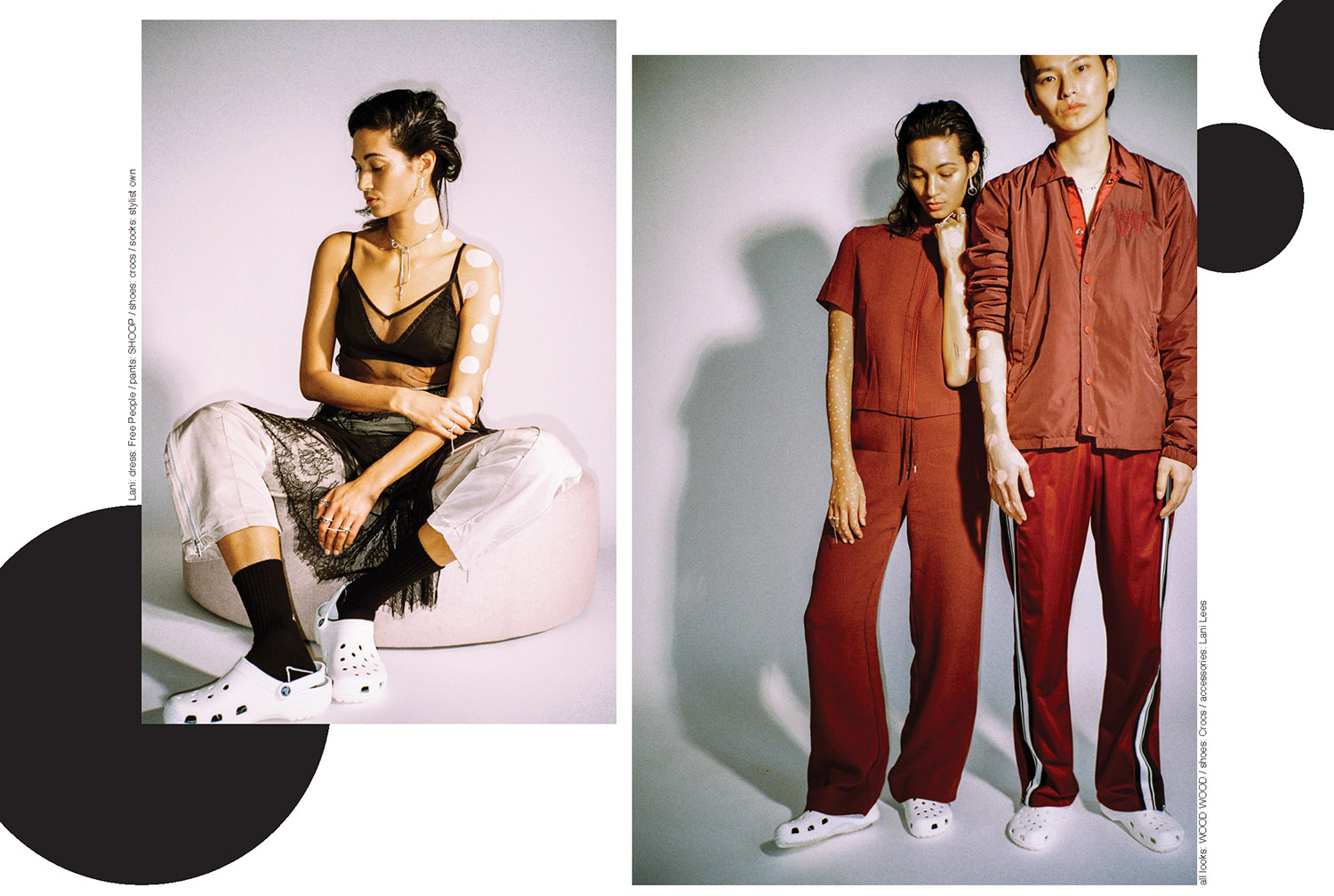 witness the arty rebirth of crocs indie magazine
