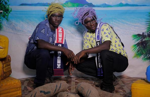 Kenzo SS17: Nigerian Youth