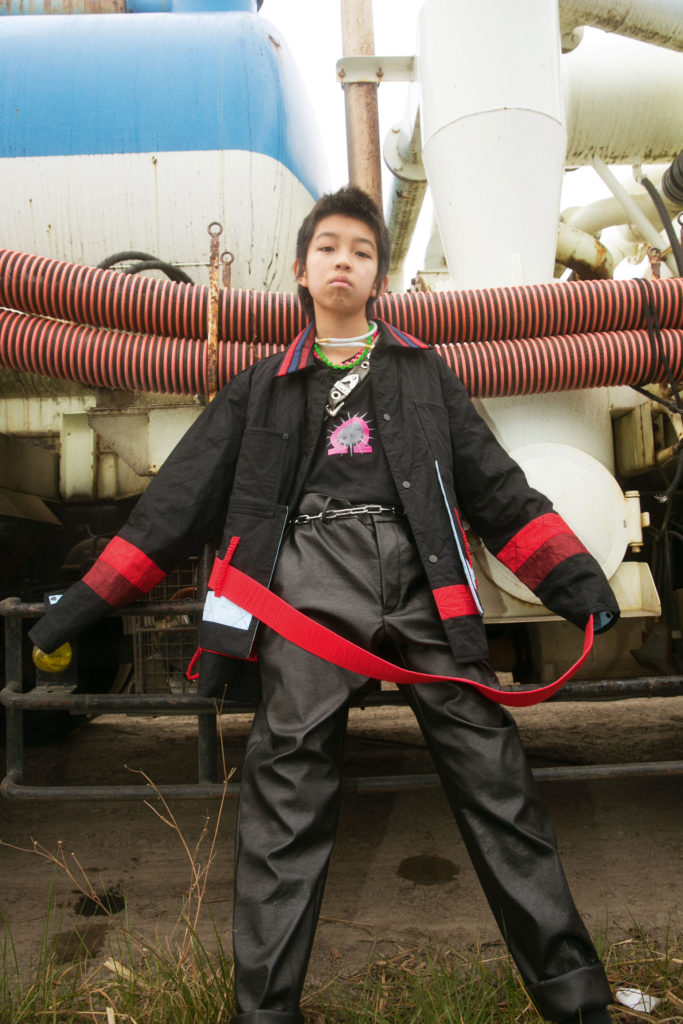Yoshi Fashion Style Instgram Japan Tokyo Blogger Revolution