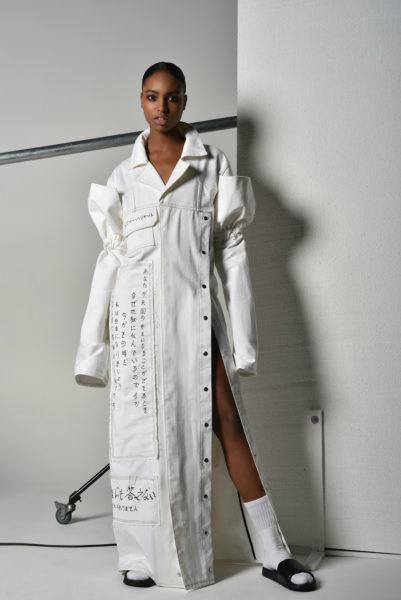Newcomer Designer London Wesley Harriott AW 17 INDIE Magazine