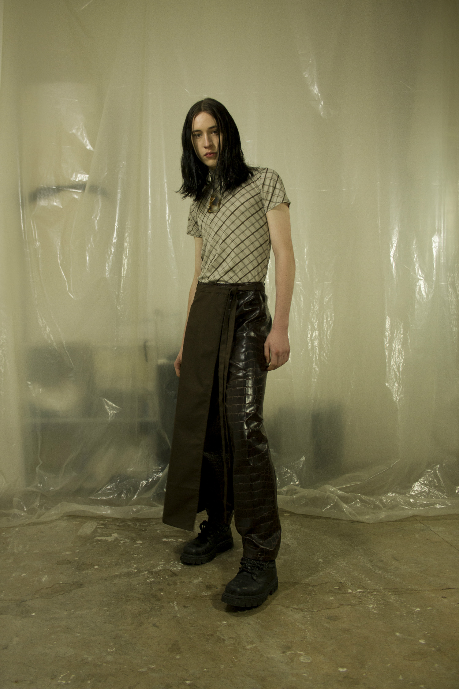 THRIFTCORE FRITZ SCHIFFERS INDIE MAGAZINE EDITORIAL PHOTOGRAPHY SECOND HAND VETEMENTS FASHION