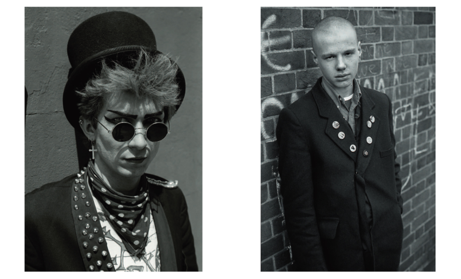 DEREK RIDGERS INTERVIEW ARCHIVES INDIE THE REVOLUTION ISSUE SPRING 2017 PUNK SUBCULTURE YOUTHCULTURE LONDON PHOTOGRAPHY