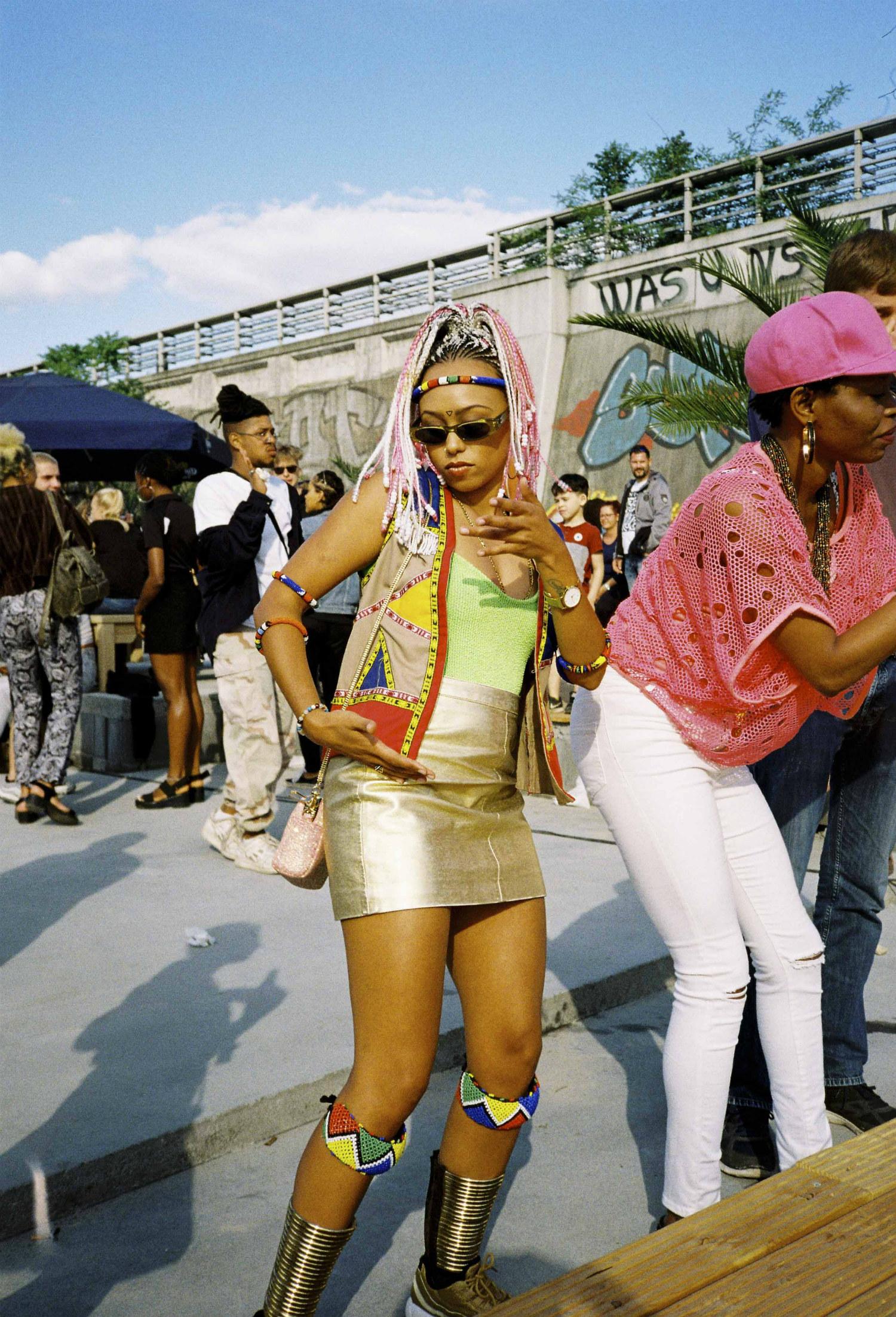 DJ DOOWAP BERLIN MUSIC SOUTH AFRICA BEHIND THE SCENES PHOTOGRAPHY NICK STRUTSI