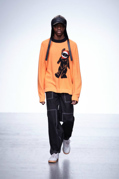 Liam Hodges SS18 LFWM Highlights INDIE Magazine