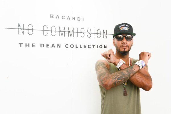 NO COMMISSION BERLIN SWIZZ BEATZ BACARDI PARTY LONDON SHANGHAI BRONX MIAMI ART FASHION CULTURE ARTISTS