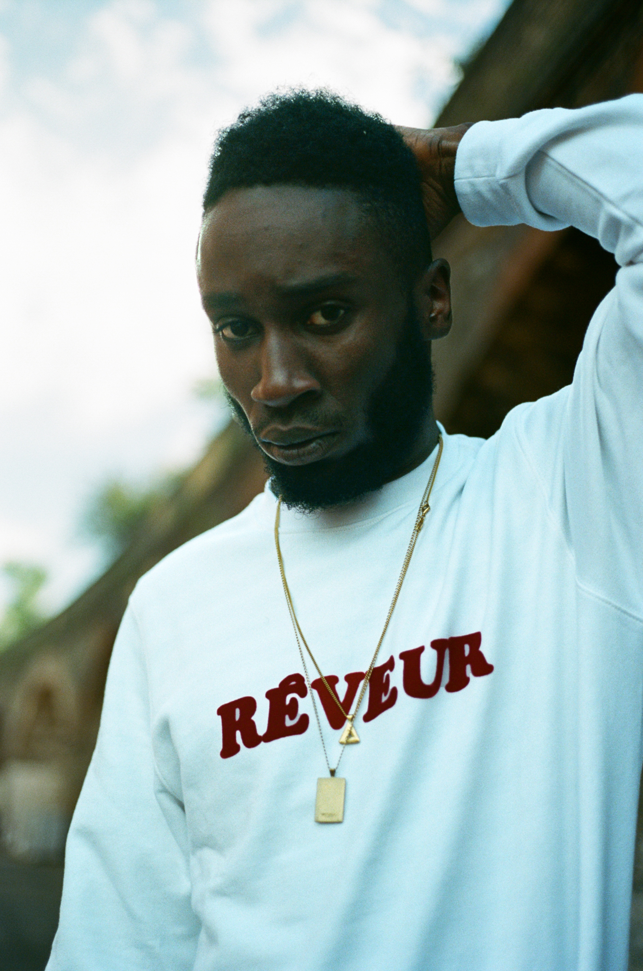 KOJEY RADICAL ZALANDO BREAD AND BUTTER BREAD&BUTTER RAP LONDON