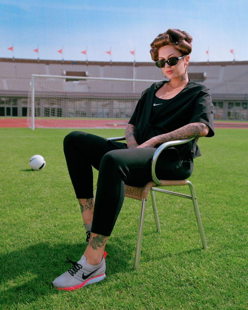 LACK OF GUIDANCE X NIKE ZERO GUIDANCE UEFA EUROPEAN WOMEN'S CHAMPIONSHIPS FOOTBALL AMSTERDAM