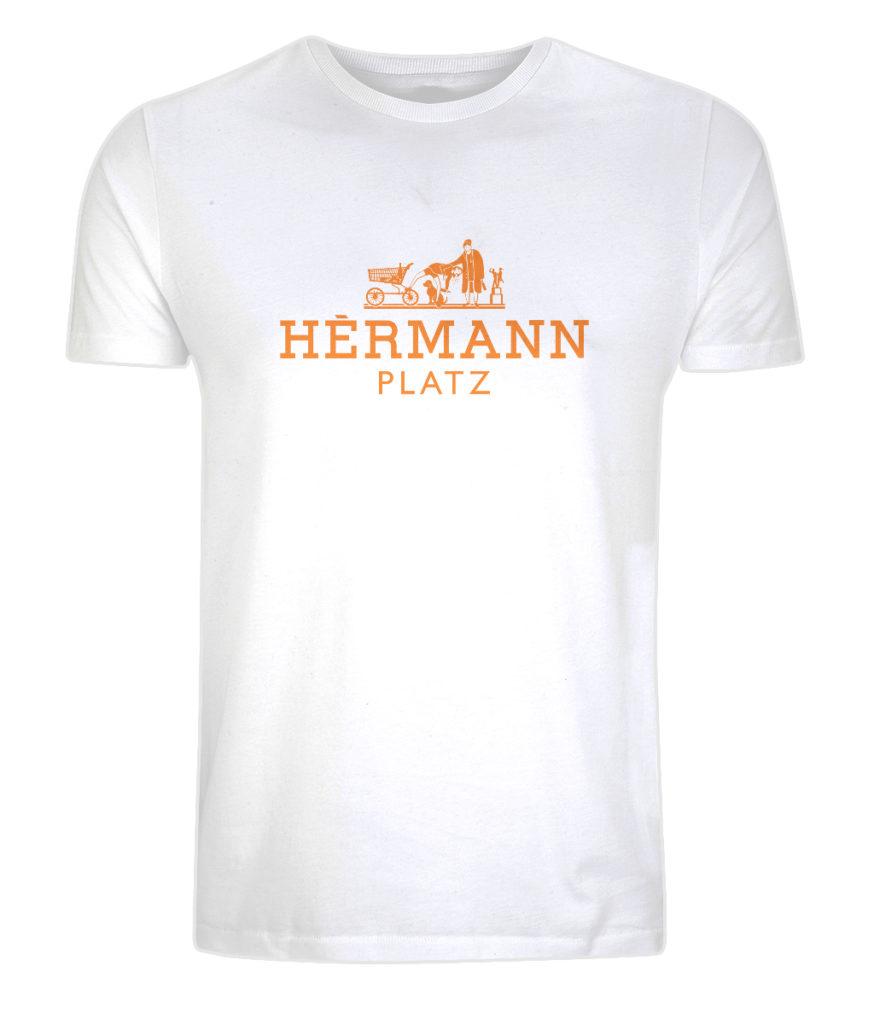 Handsome Girl Pretty Boy Berlin T-Shirts