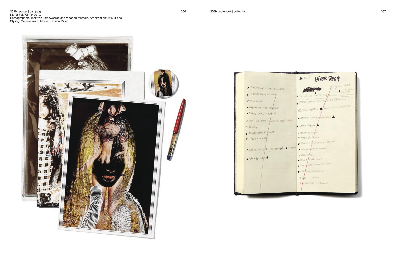 A.P.C. BOOK TRANSMISSION FRENCH BRAND READY-TO-WEAR JEAN TOUITOU