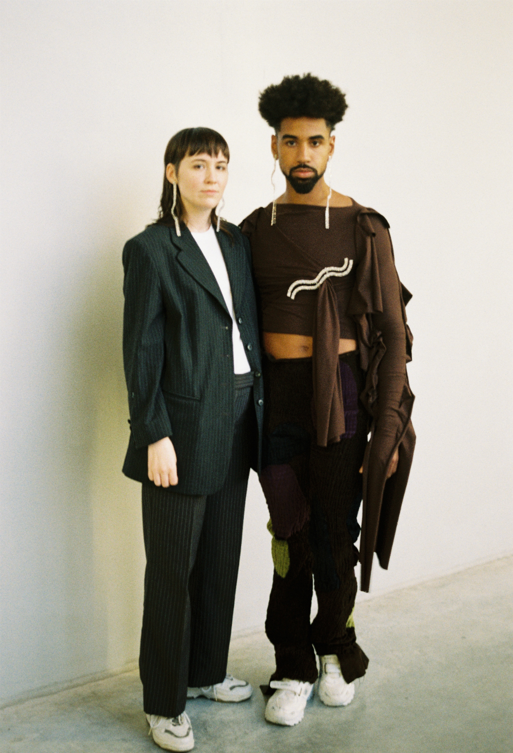 Berlin fashion designers interview esmod graduate show
