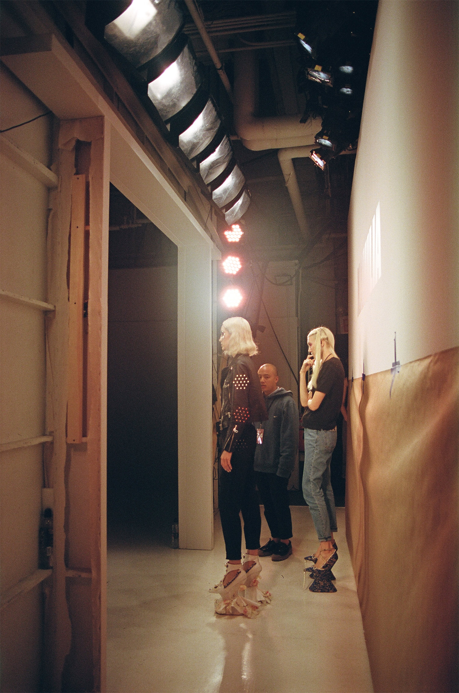 NYFW Namilia SS18 Backstage
