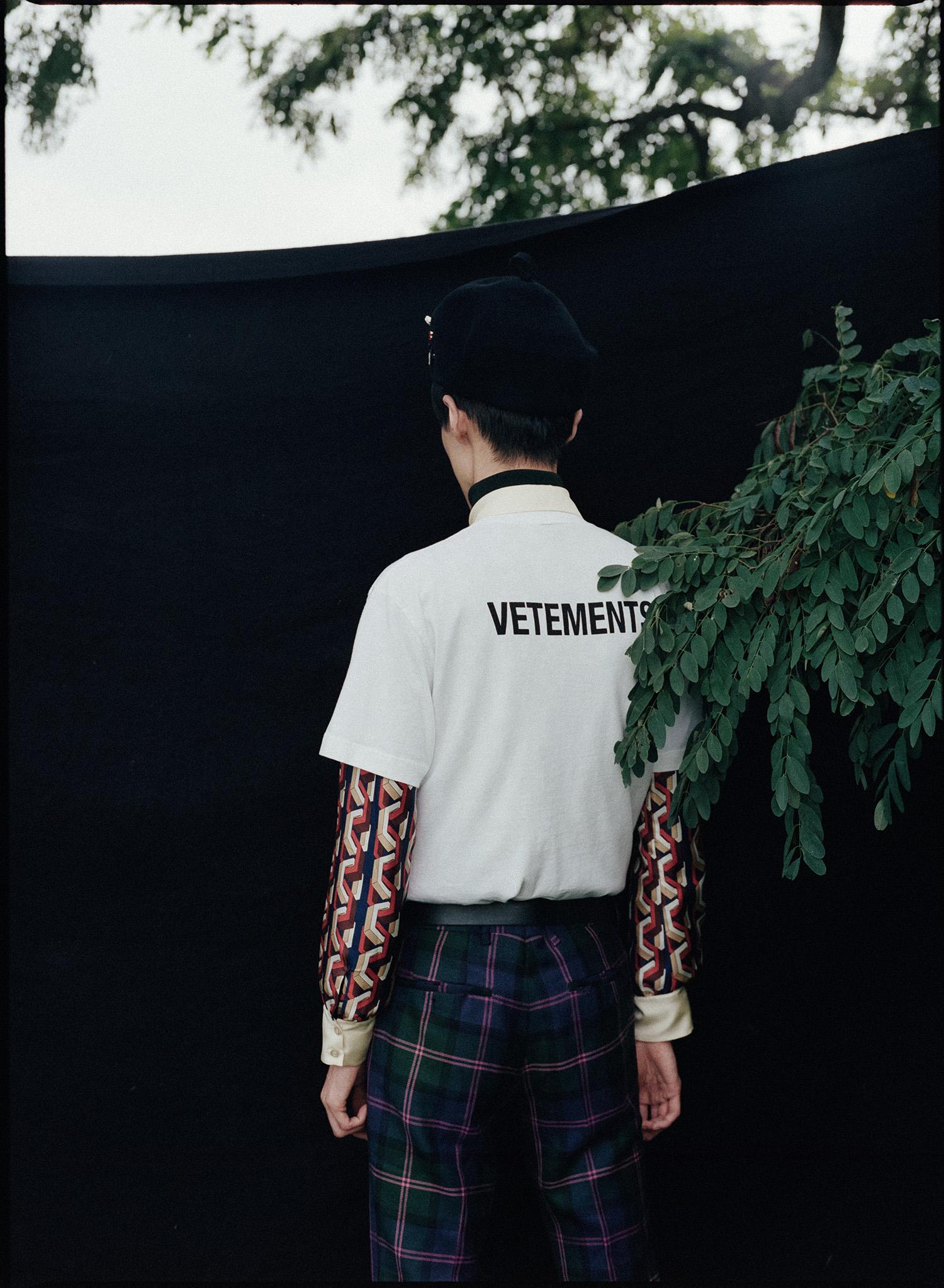 Menswear Editorial Yannick Schuette INDIE