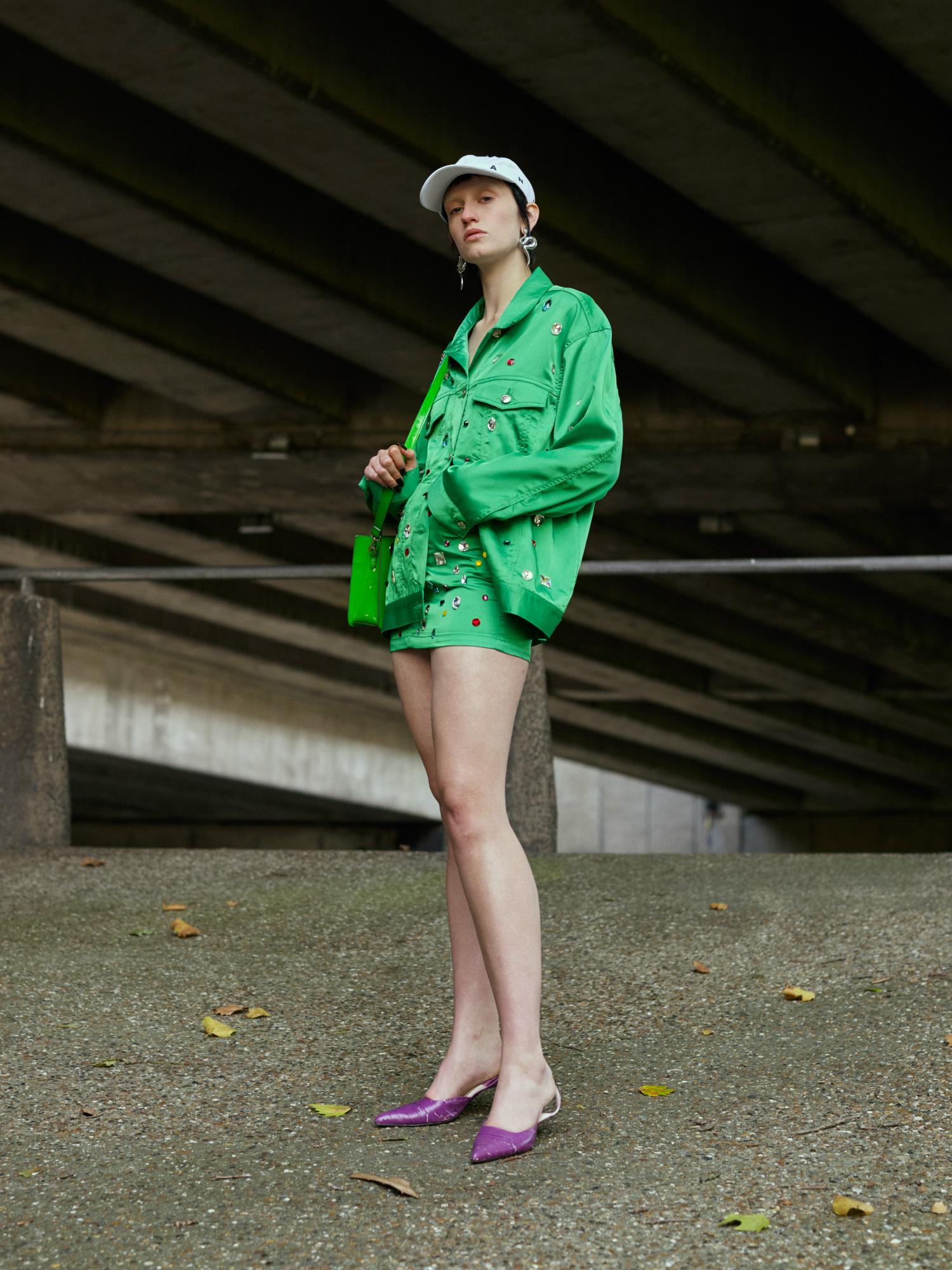 Julia Seemann SS18 Swiss Alternative Music Subculture Collection