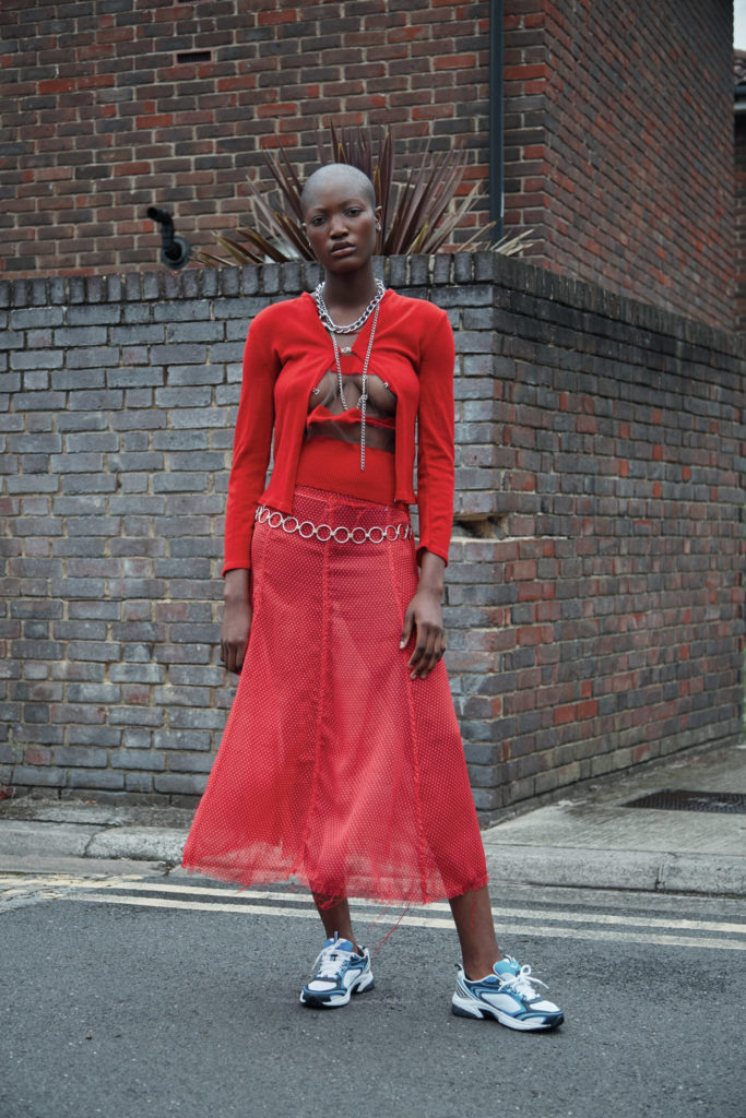 Fashions New Guard Maxine Beiny