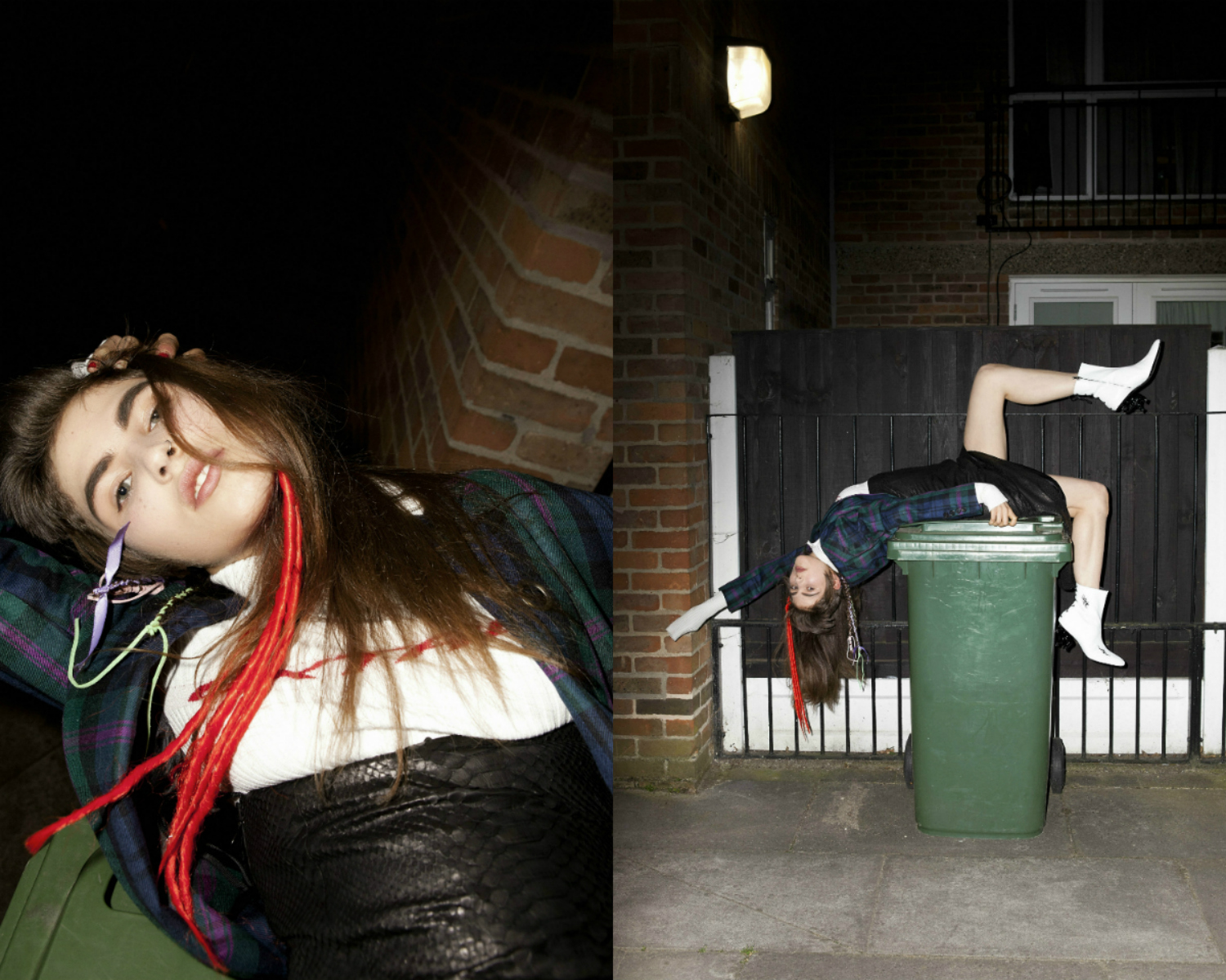 ELLIOTT MORGAN PHOTOGRAPHY FASHION EDITORIAL RUDE REBELLIOUS LONDON
