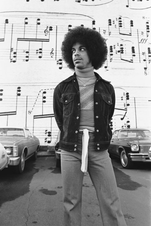 PRINCE 'PRE FAME' Photobook Robert Whitman