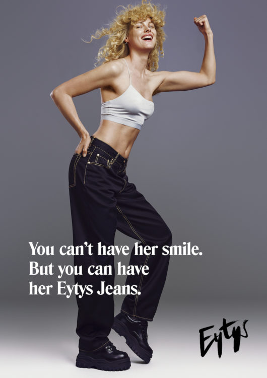 EYTYS Campaign Denim Collection