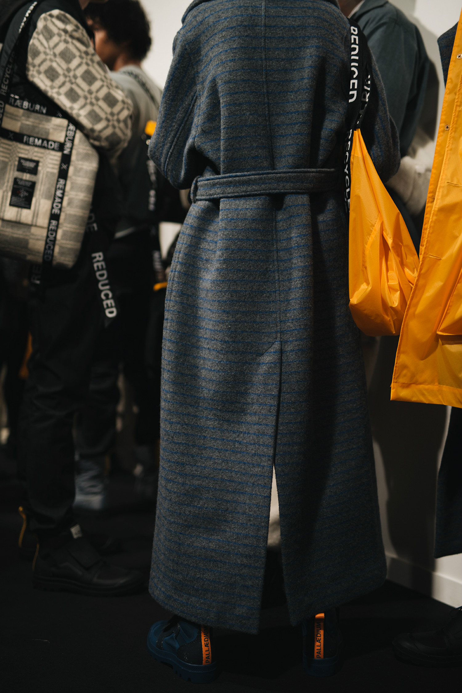 LFWM Backstage AW18 Collection