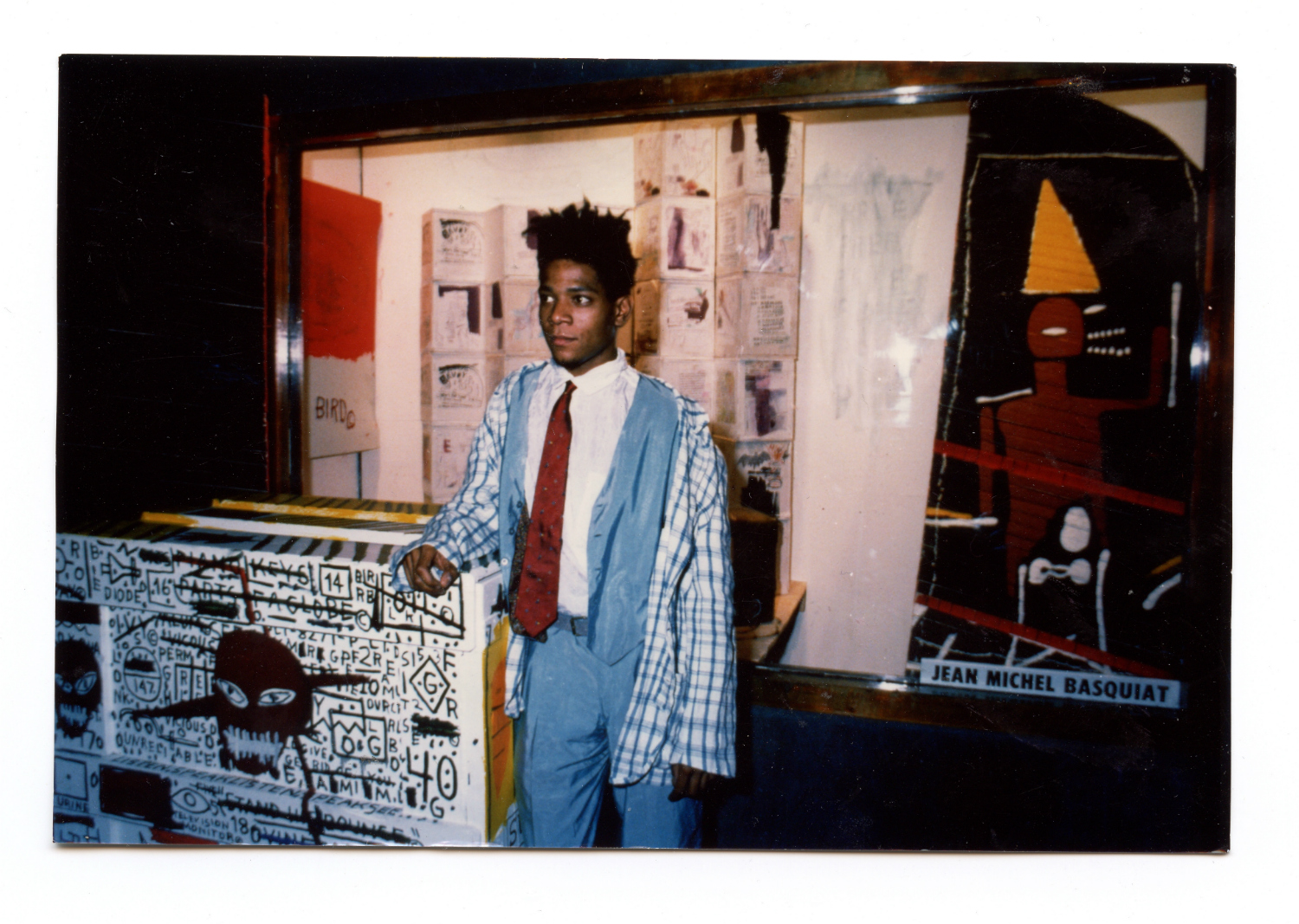 frankfurt exhibition basquiat fashion influence