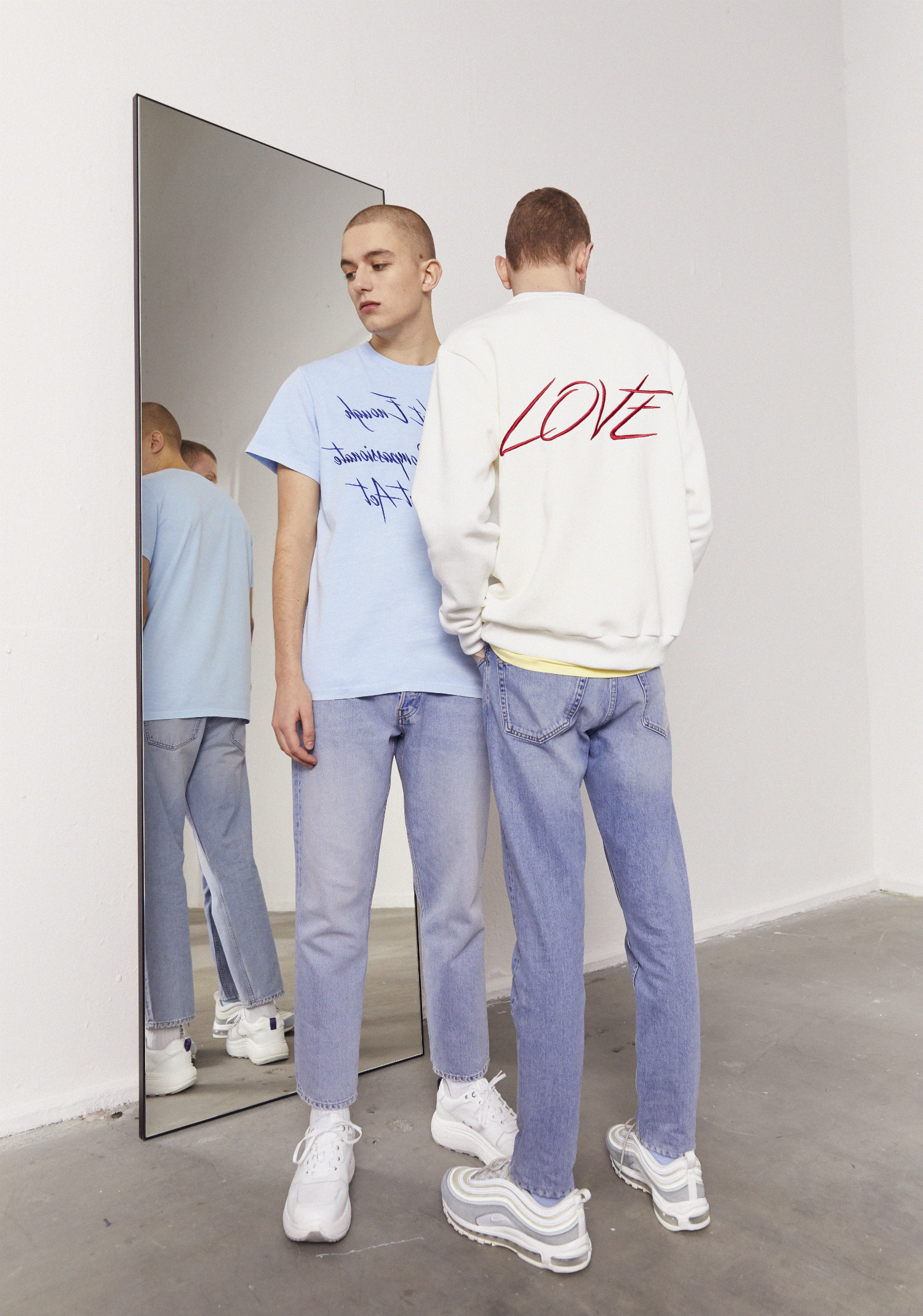 weekday ss18 jeans love collection