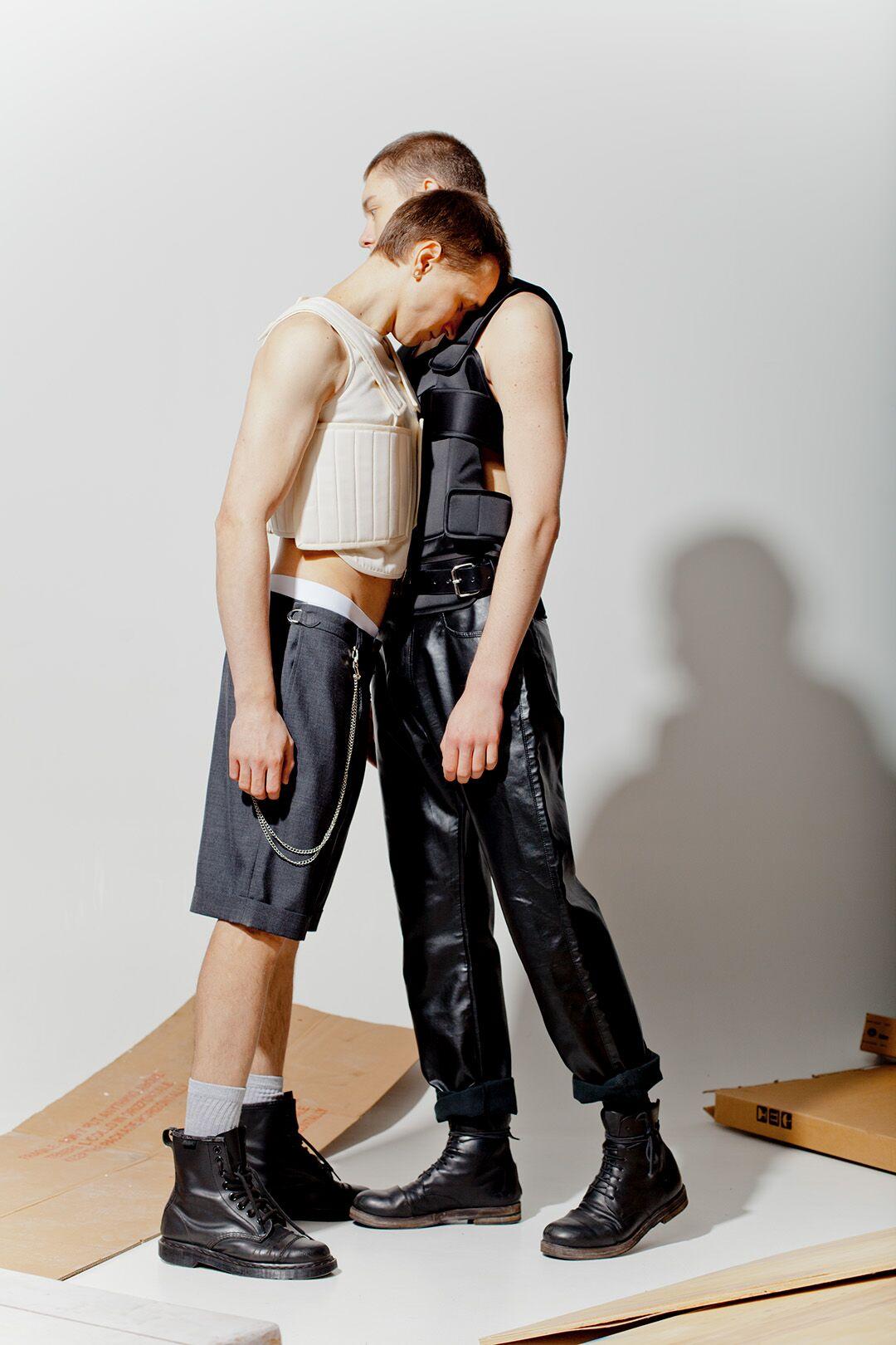 VIC BAKIN fashion editorial kiev