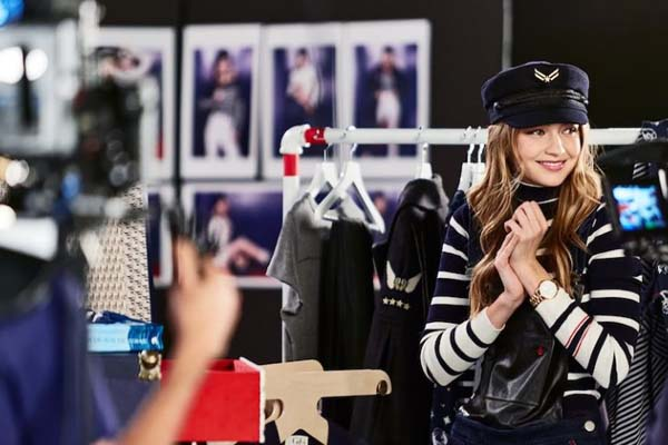 Gigi Hadid x Tommy Hilfiger