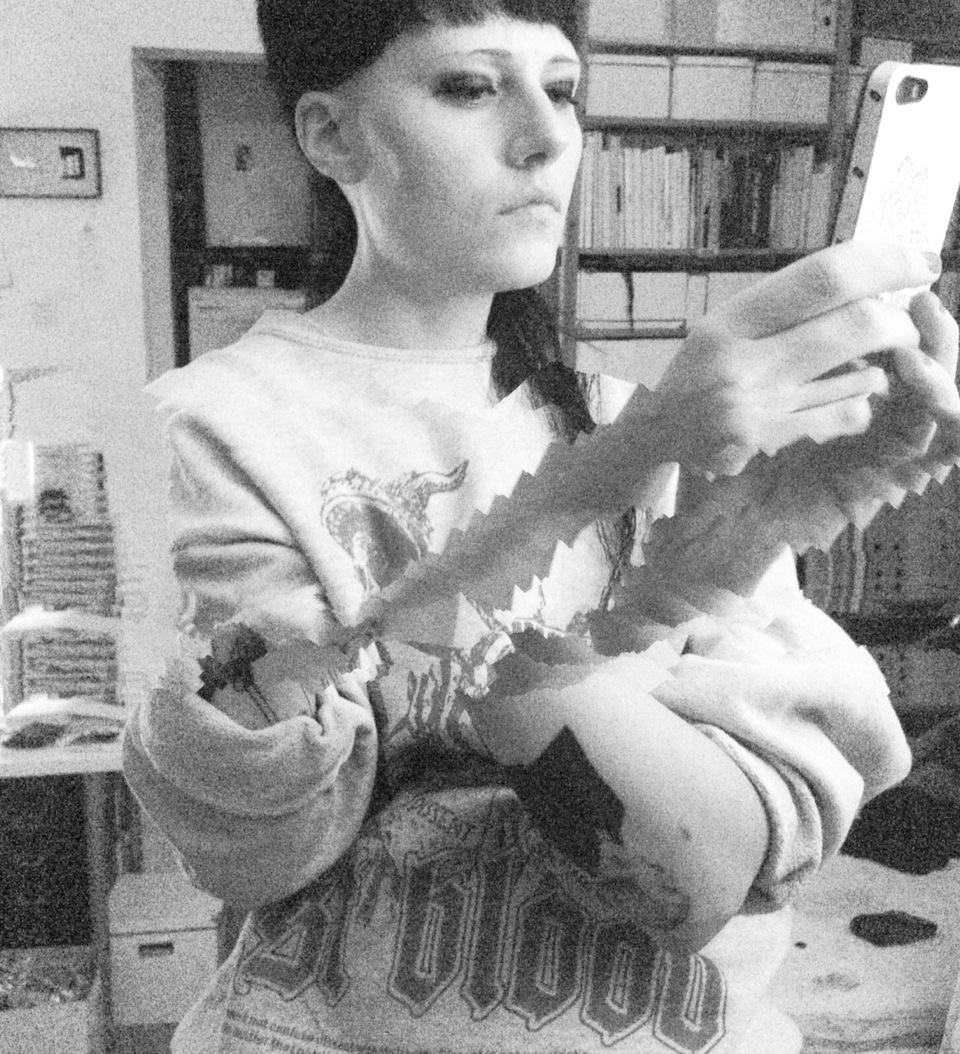 Jessica Selfie
