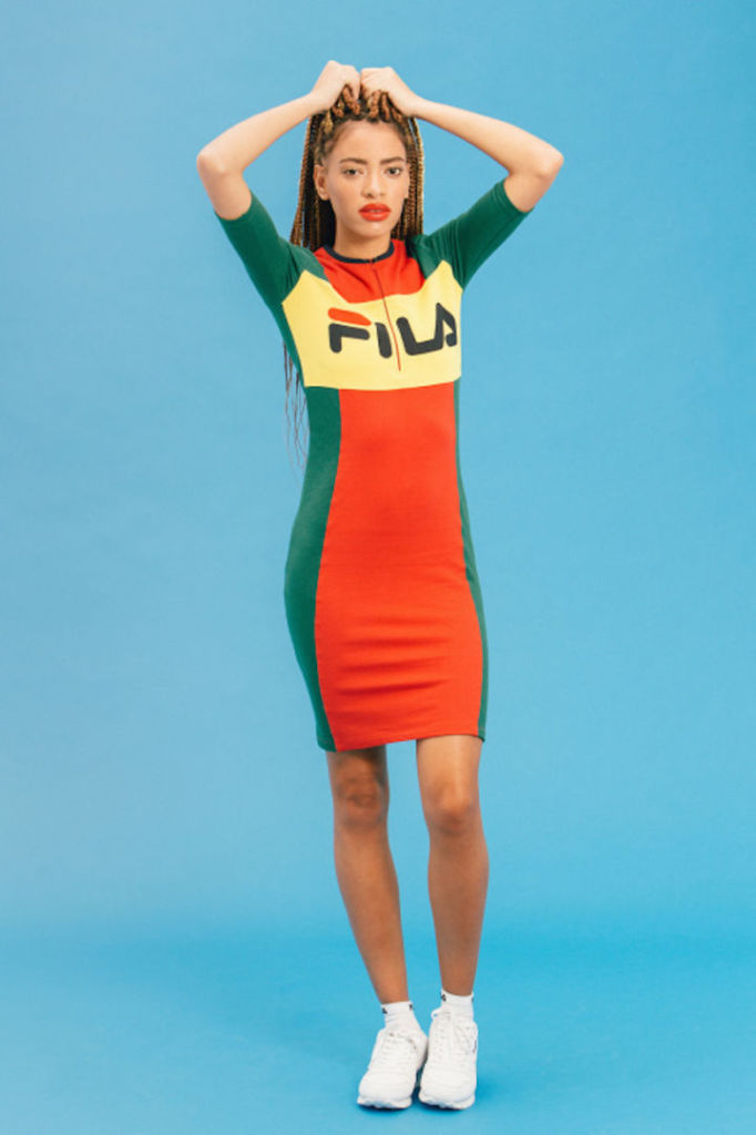 The Re Return Of 90s Iconic Fashion Brand Fila Indie
