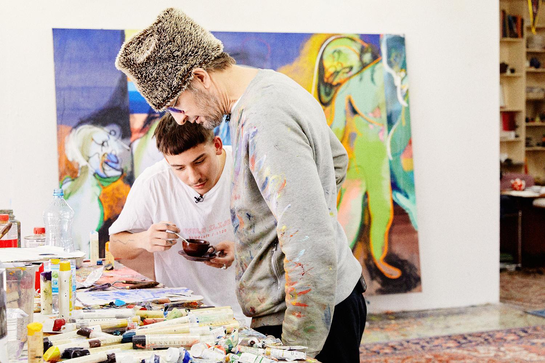 nike vapormax yung hurn daniel richter art video indie magazine