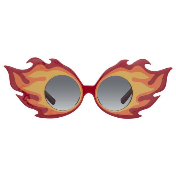Twin Peaks Glasses Linda Farrow Indie Magazine