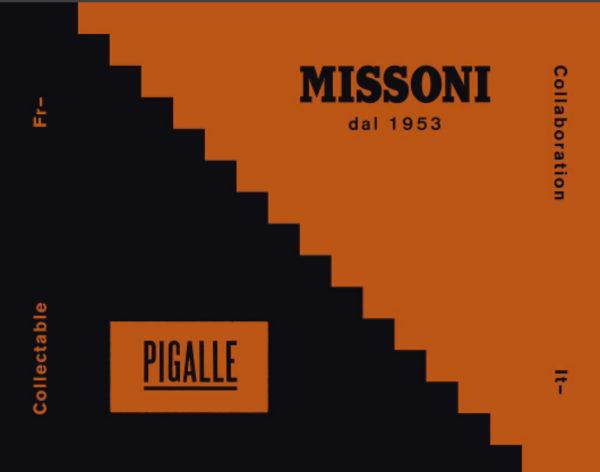 Pigalle x Missoni Collaboration News