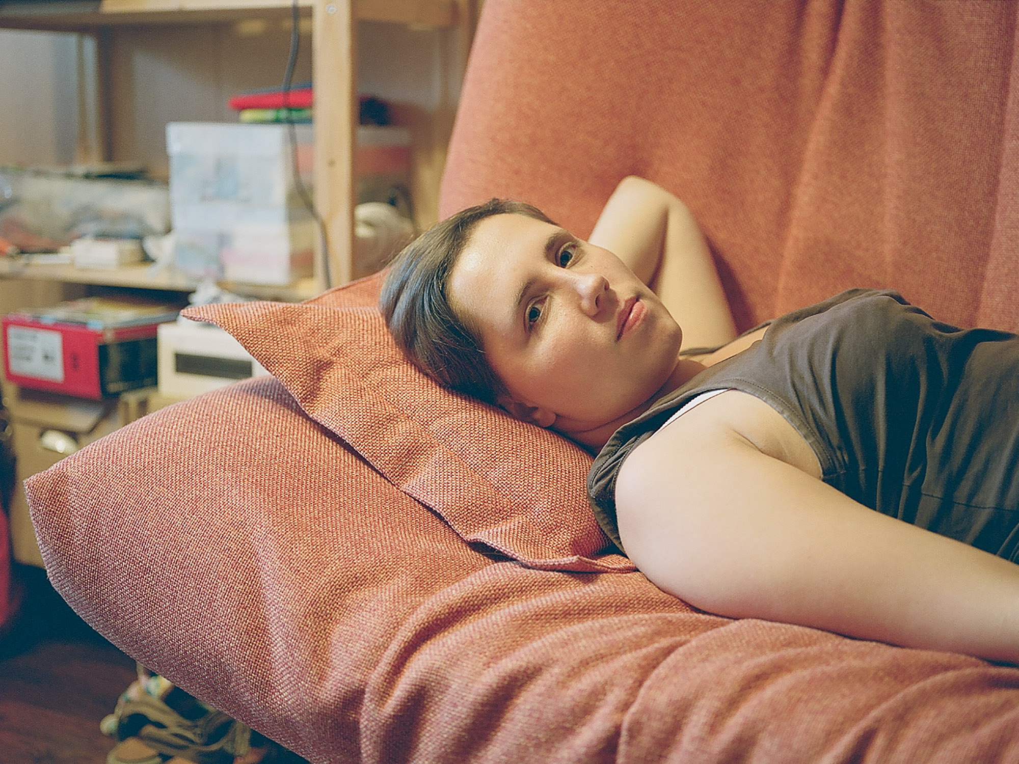LGBT Russia Julia Gaes INDIE Magazine