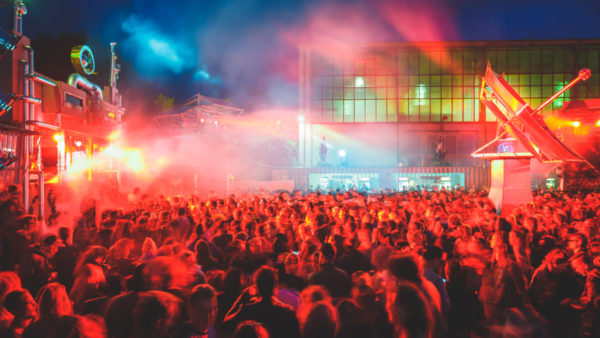 MELT FESTIVAL 2017 FERROPOLIS GERMANY JULY DIE ANTWOORD BONOBO MIA MUSIC NEWS WIN