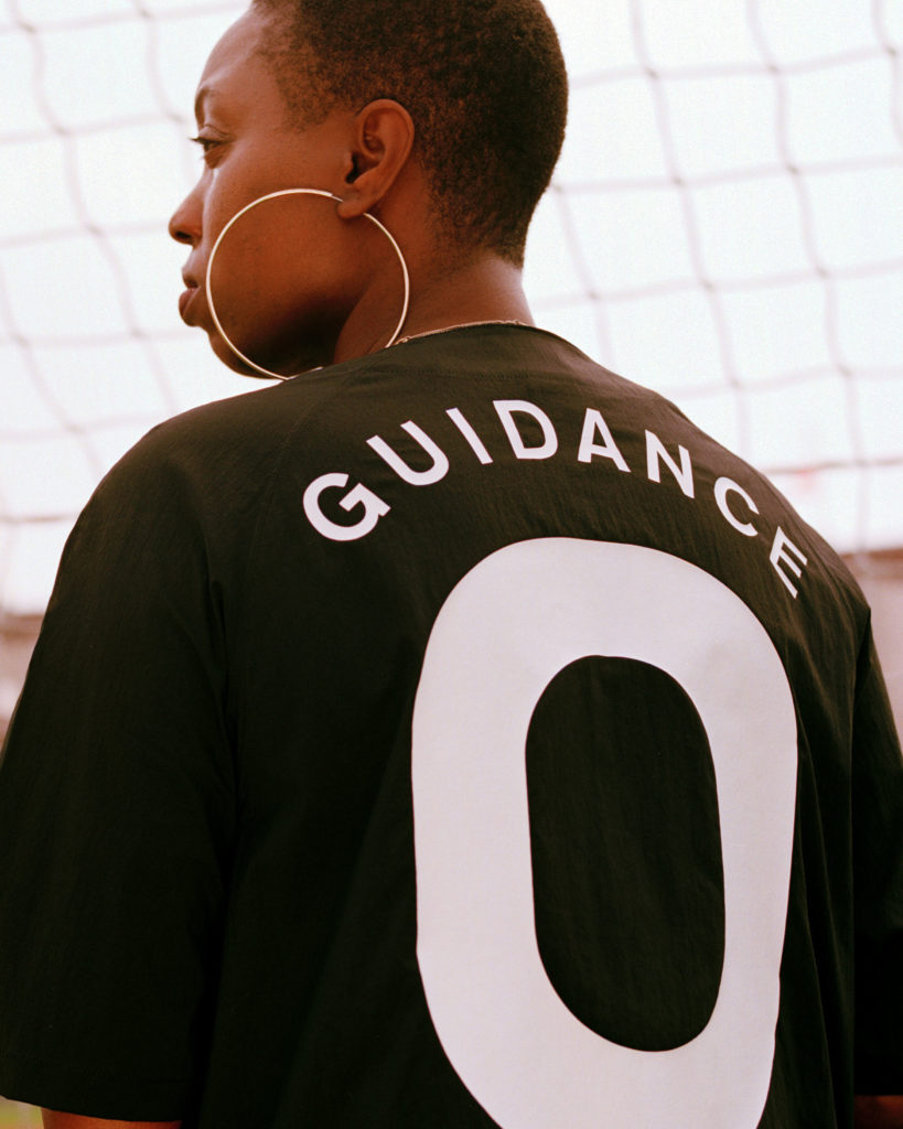 LACK OF GUIDANCE X NIKE ZERO GUIDANCE UEFA EUROPEAN WOMEN'S CHAMPIONSHIPS FOOTBALL AMSTERDAM