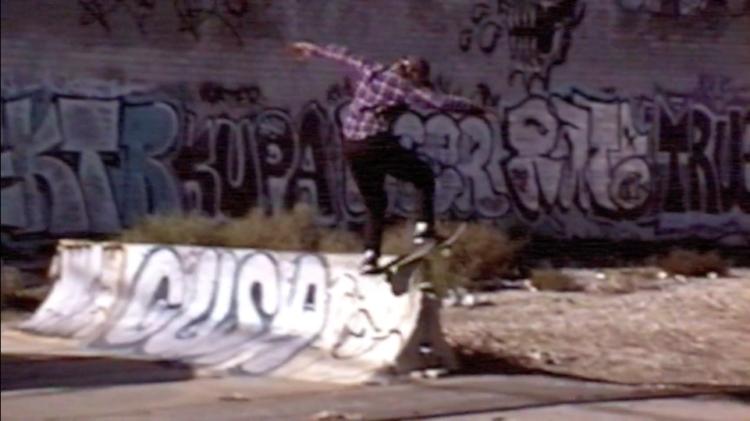 STUSSY'S NEW FILM TRIBE SHORT MOVIE SKATING SKATER