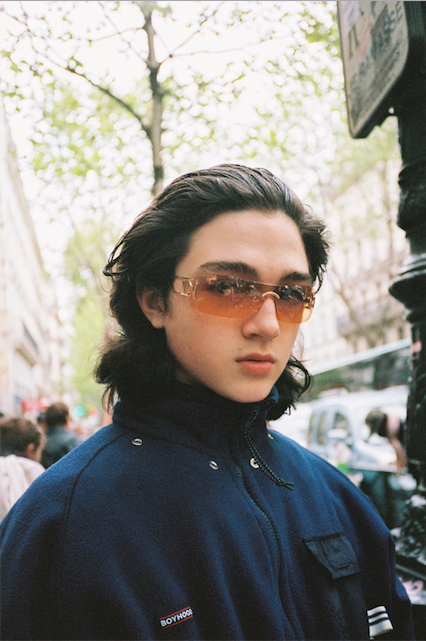 HOT PARISIAN STREETWEAR BRAND BOYHOOD YOUTH MASCULINITY FRENCH EXCLUSIVE FEATURE SPORTY URBAN LOOKBOOK