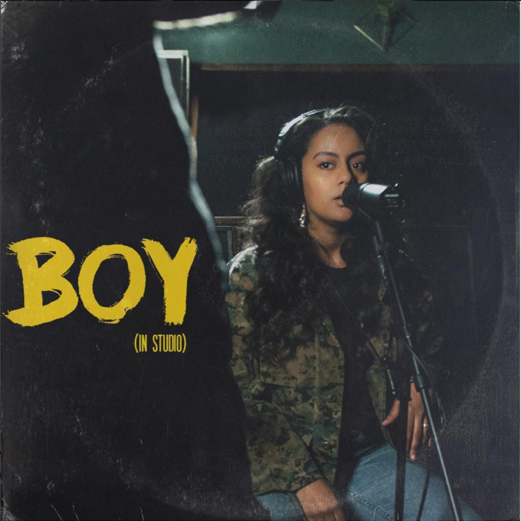 Bibi Bourelly releases new album BOY