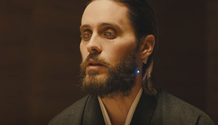 new blade runner 2049 Jared Leto plays creepy scientist