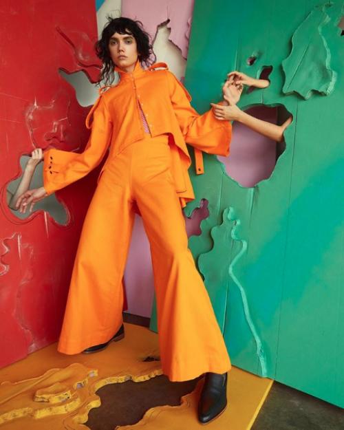 HOOKERLEGS interview gender bending artist