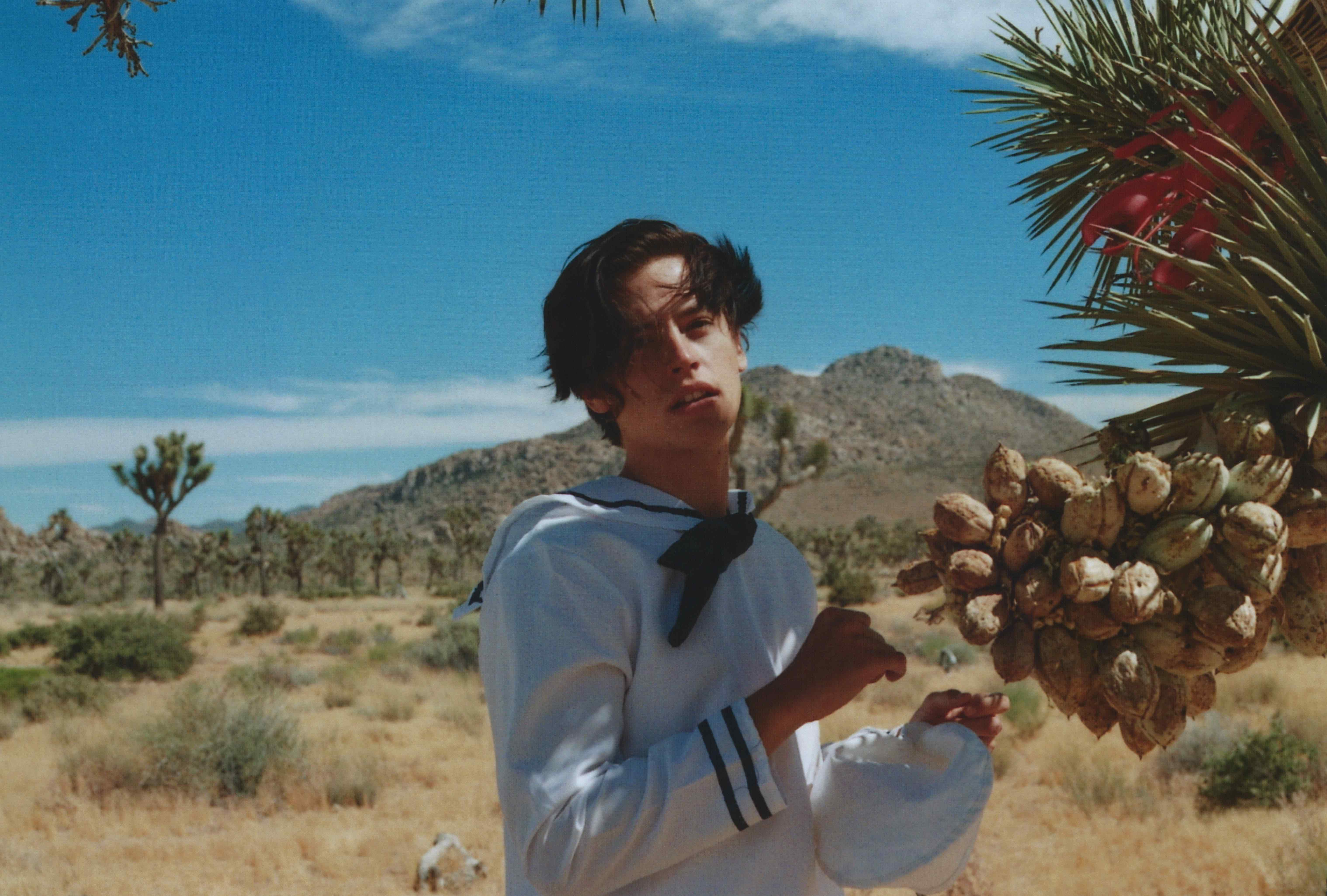 COLE SPROUSE INDIE COVER OUTDOOR ISSUE ACTOR CHILD STAR RIVERDALE