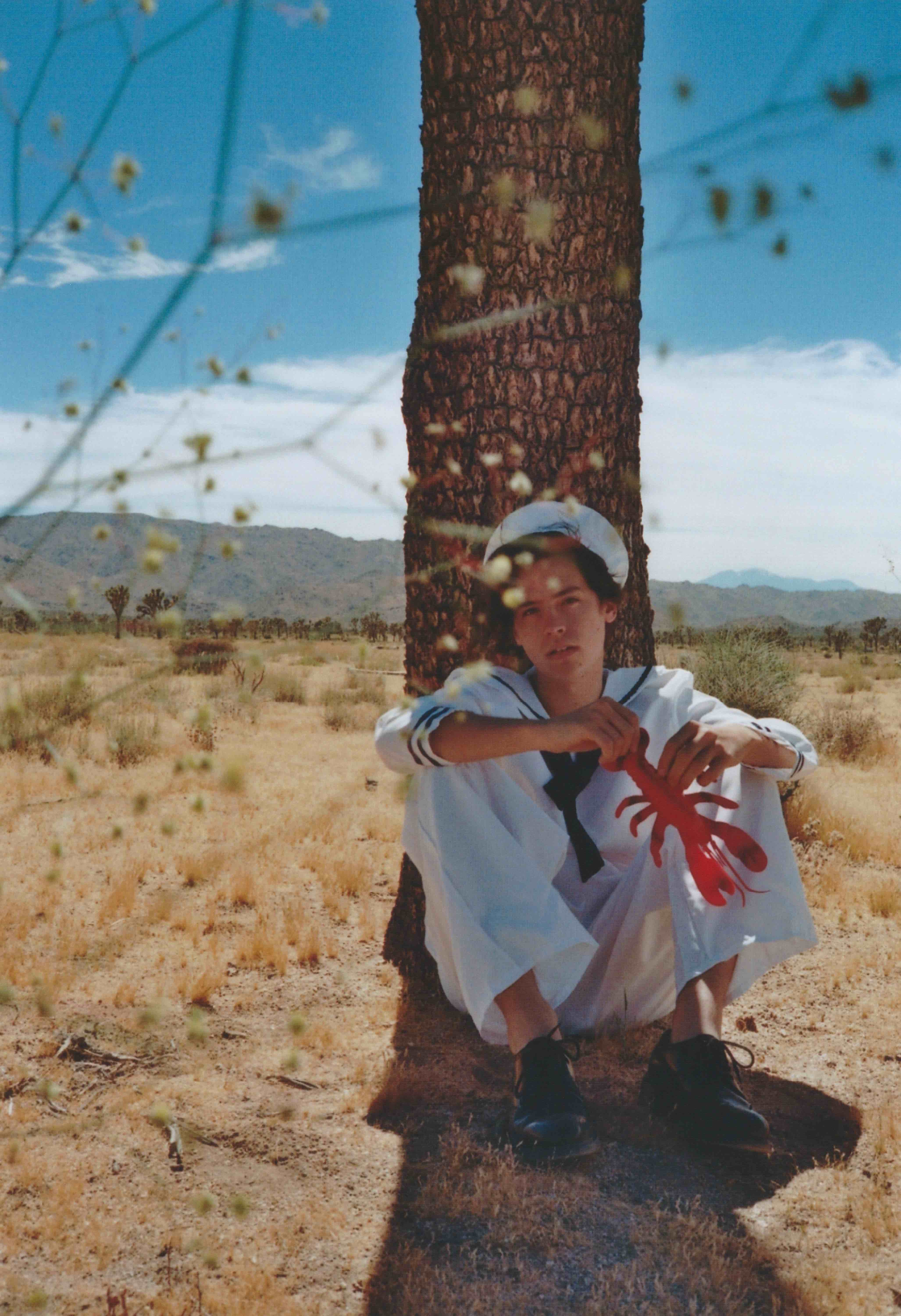 COLE SPROUSE interview INDIE COVER OUTDOOR ISSUE ACTOR CHILD STAR RIVERDALE