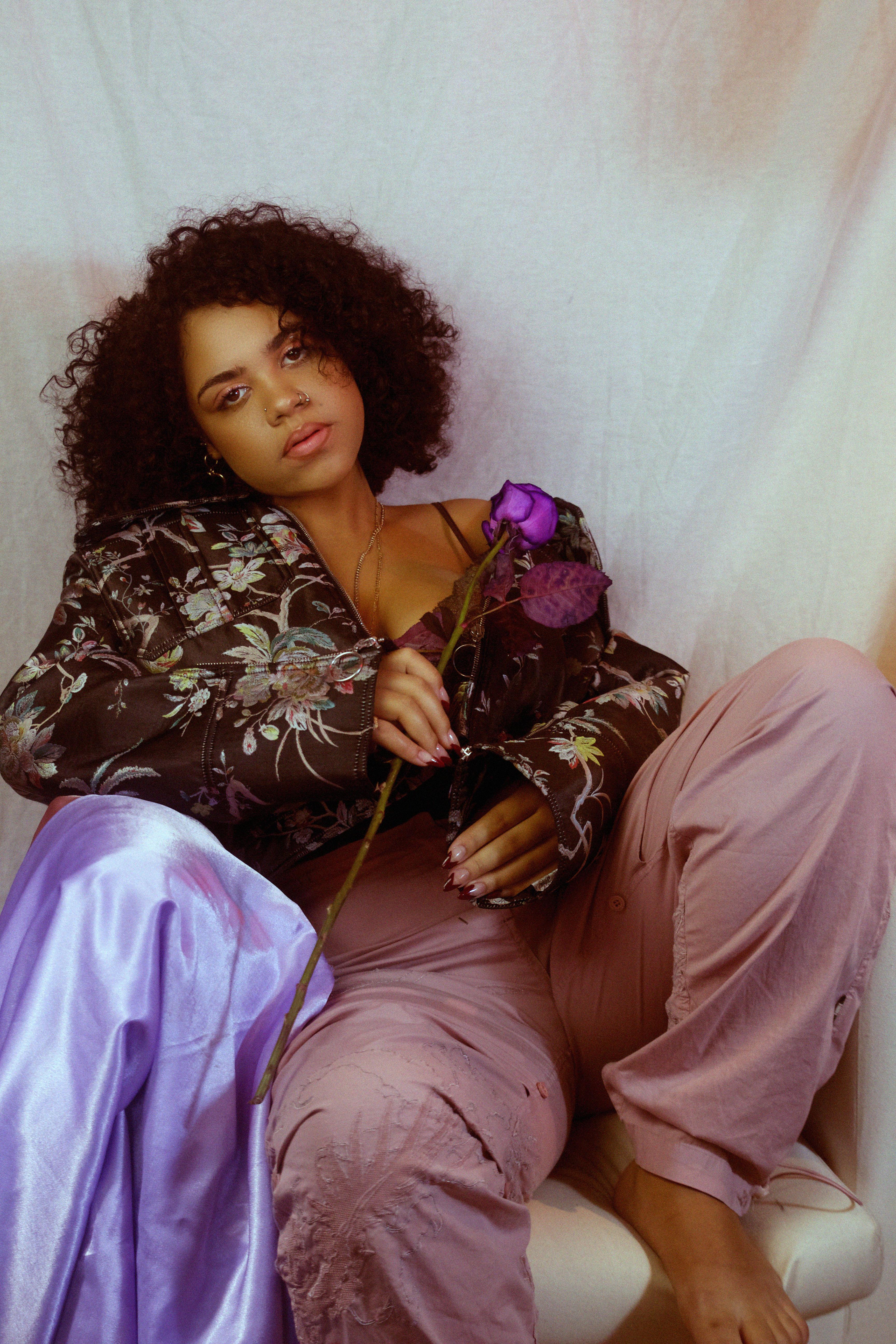 British Newcomer Ebony Frainteso INDIE Magazine
