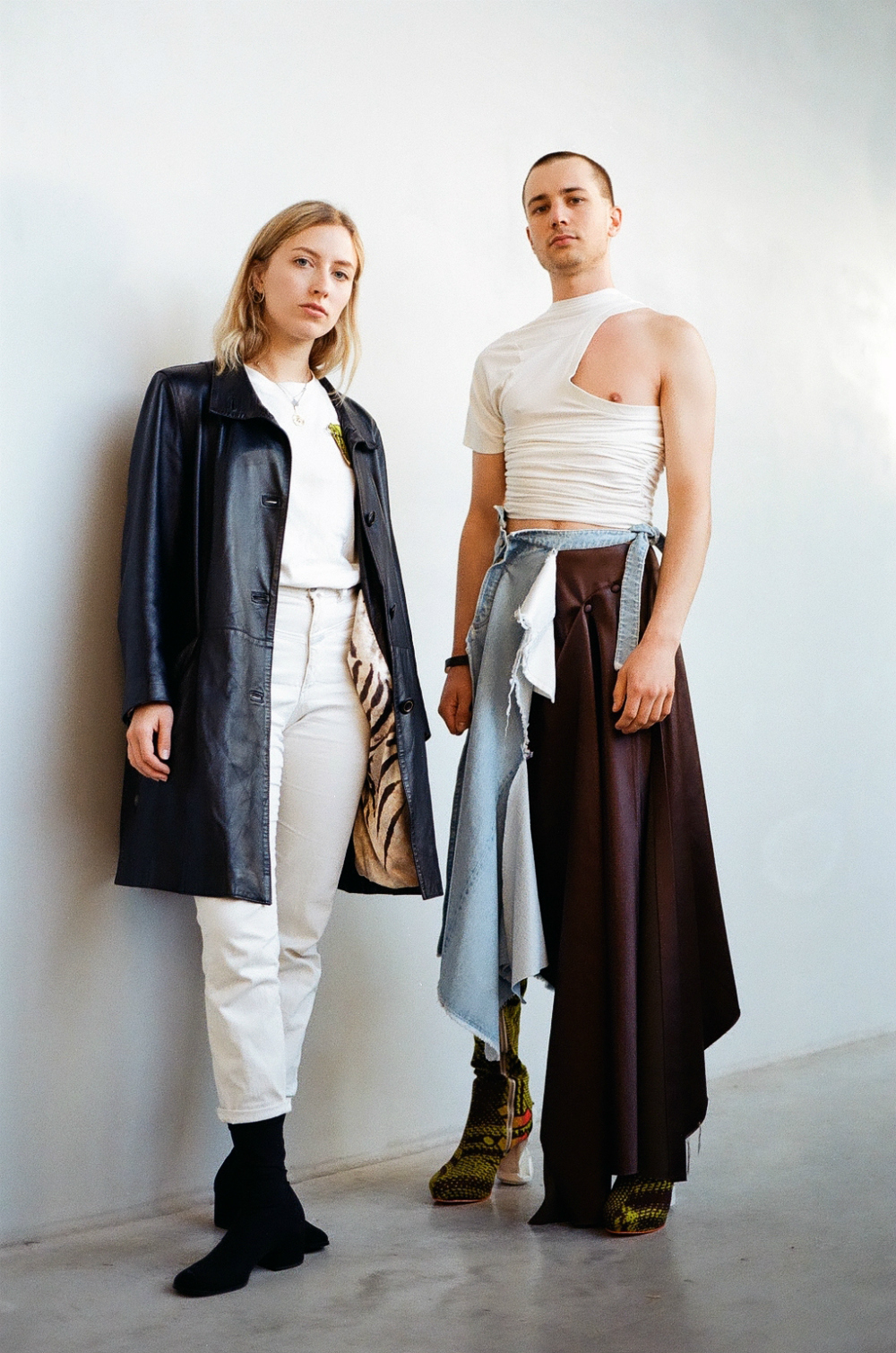 Young Berlin Fashion Designers On Their Future Indie