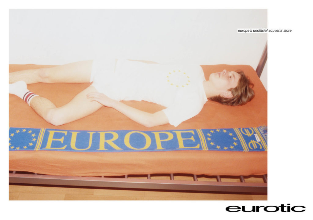 EU in Pop culture symbolism eurotic