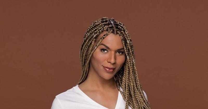 Munroe Bergdorf L'Oréal Diversity Campaign