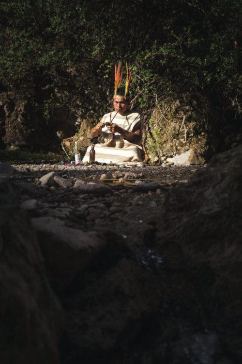 Shaman Abigail Ayahuasca