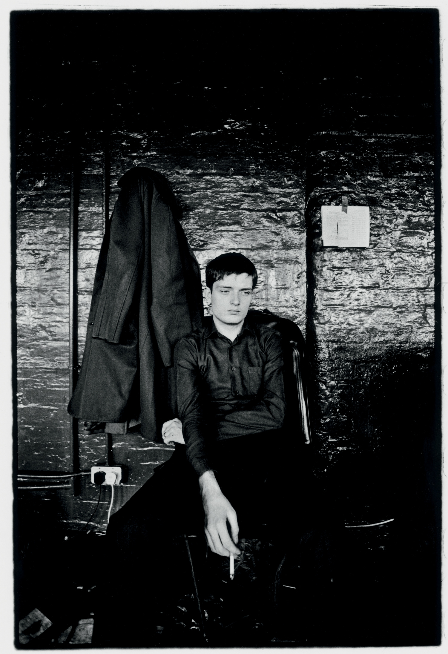 Kevin Cummins Interview Shooting Joy Division David Bowie