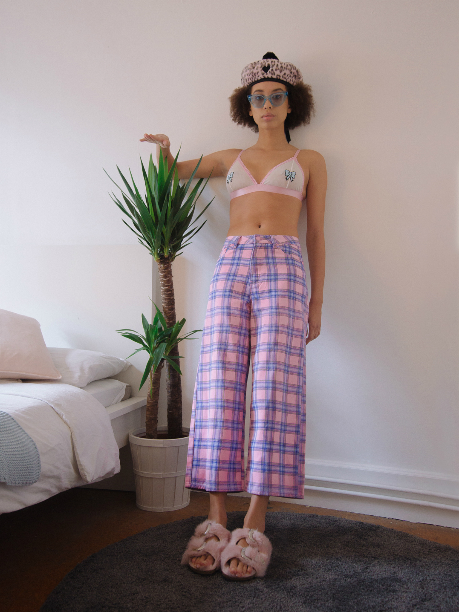 Lazy Oaf Lingerie Collection Shoot