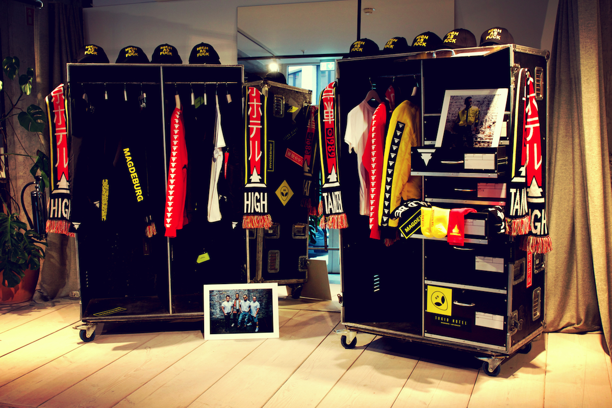 Tokio Hotel Collection